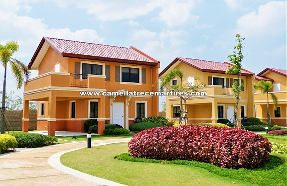 Camella Trece Martires House and Lot for Sale in Trece Martires Cavite Philippines