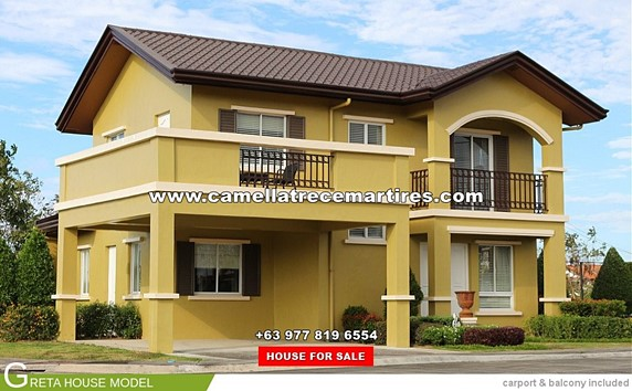Camella Trece Martires House and Lot for Sale in Trece Martires Philippines
