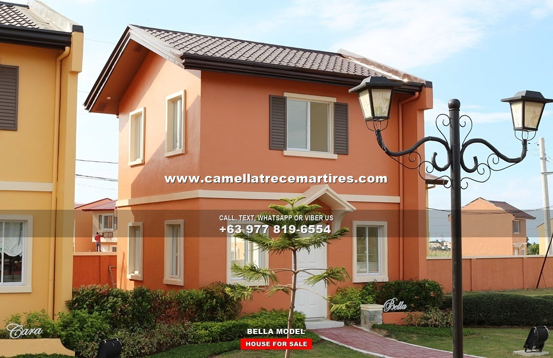 Bella House for Sale in Trece Martires
