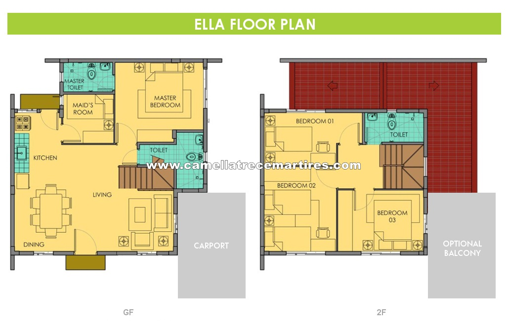Ella  House for Sale in Trece Martires Cavite