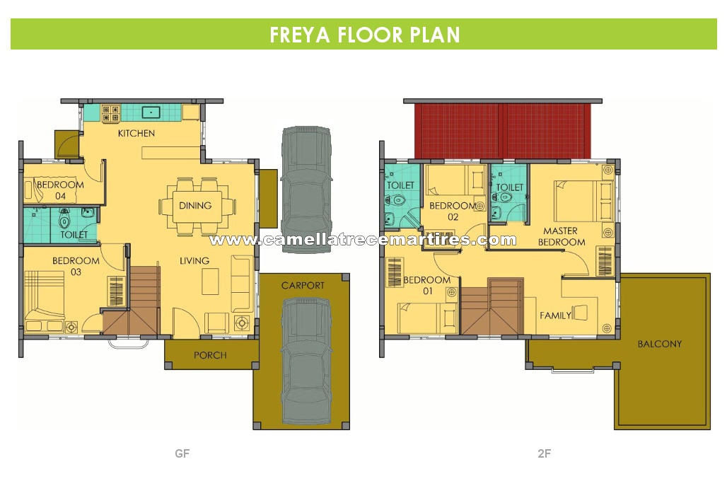 Freya  House for Sale in Trece Martires Cavite