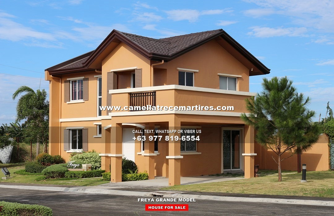 Freya House for Sale in Trece Martires
