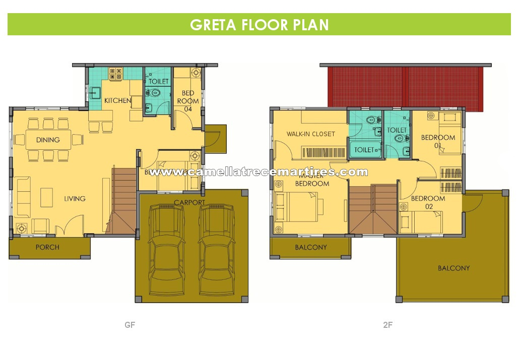 Greta  House for Sale in Trece Martires Cavite