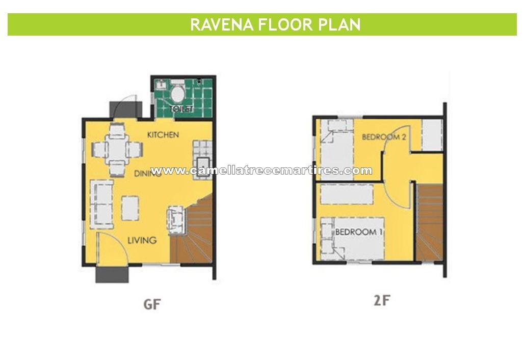 Ravena  House for Sale in Trece Martires Cavite