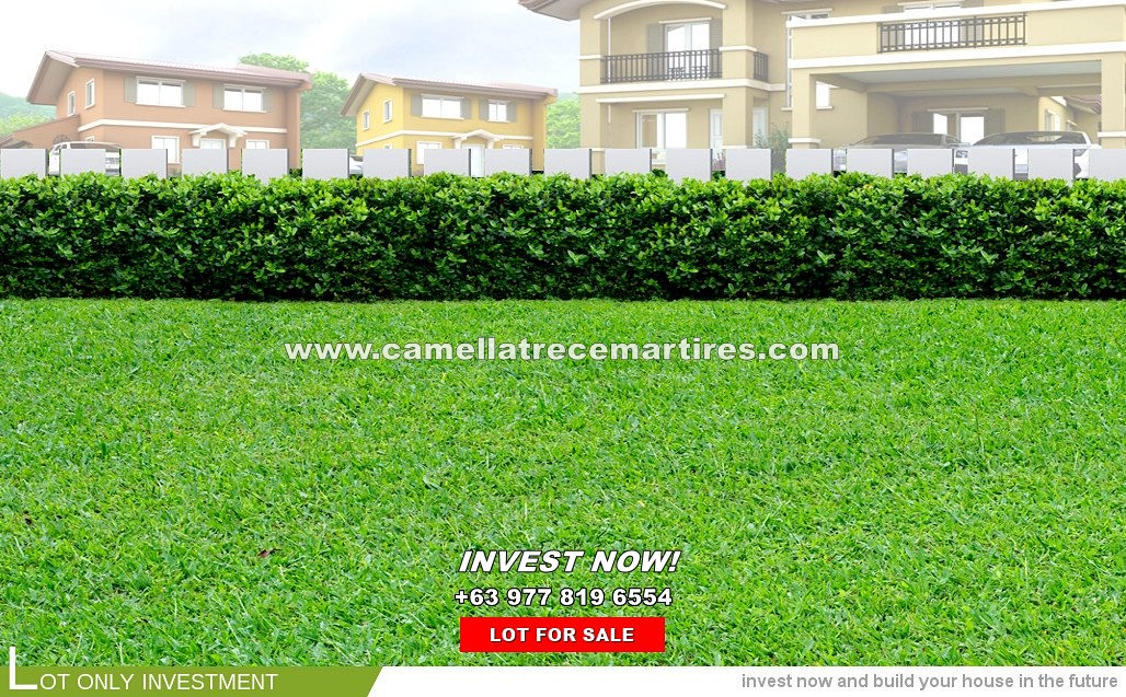 Lot House for Sale in Trece Martires