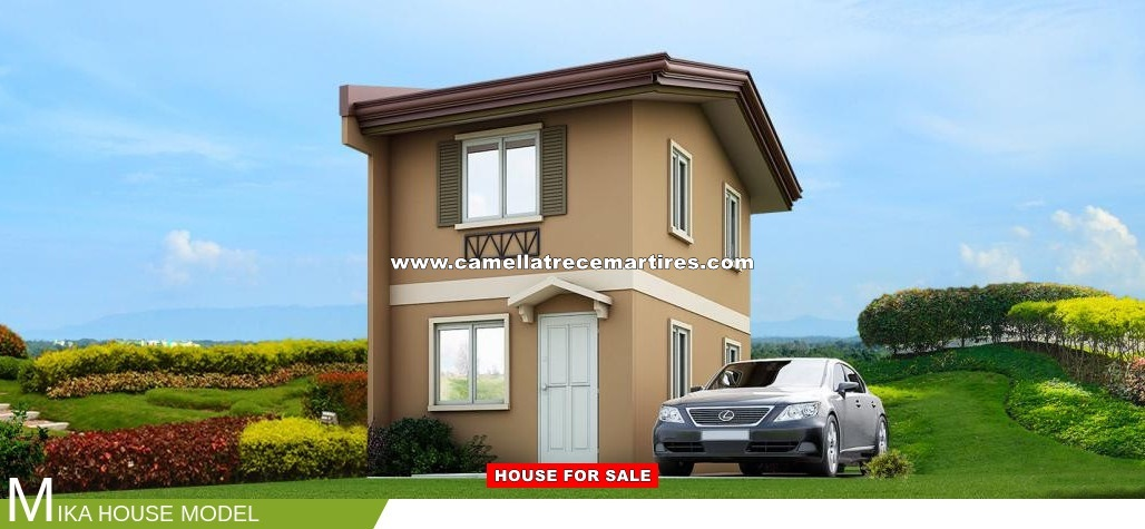 Mika House for Sale in Trece Martires