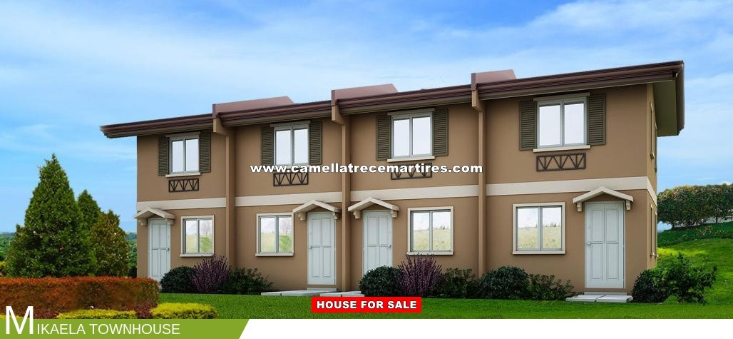 Mikaela House for Sale in Trece Martires