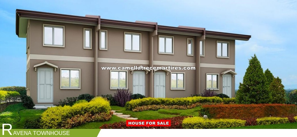Ravena House for Sale in Trece Martires