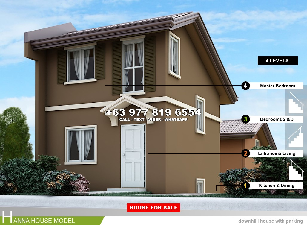 Hanna House for Sale in Trece Martires