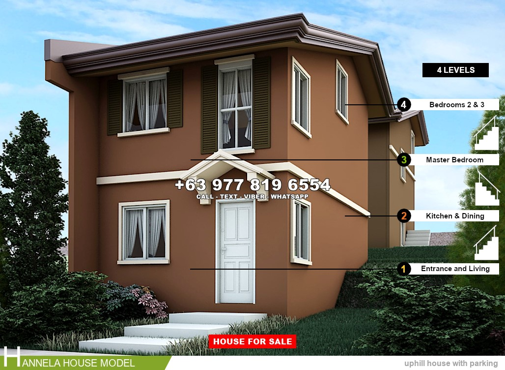Hannela House for Sale in Trece Martires