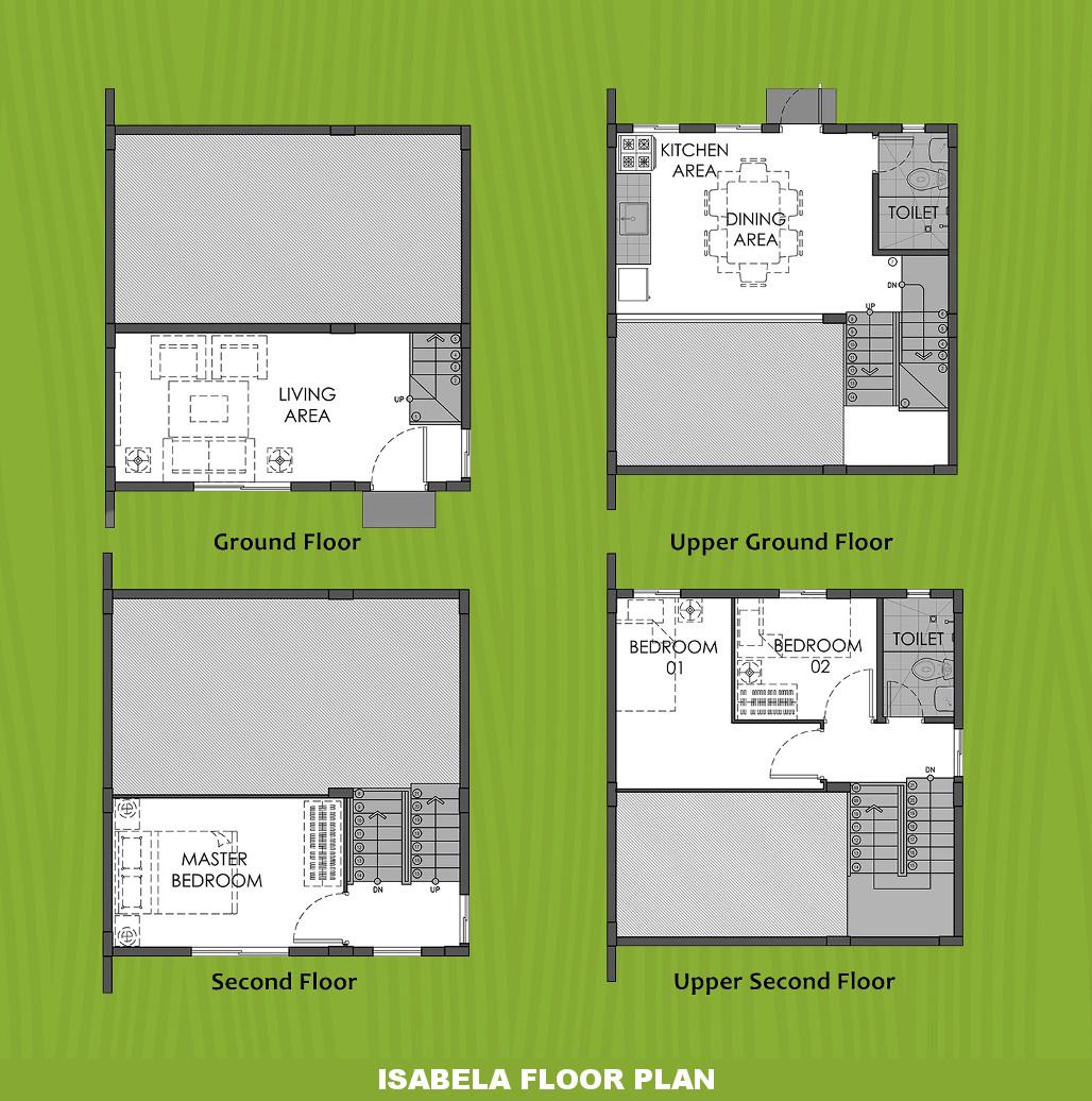 Isabela  House for Sale in Trece Martires Cavite