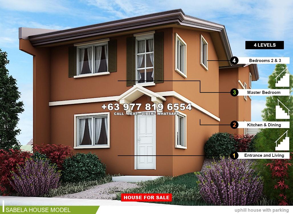 Isabela House for Sale in Trece Martires