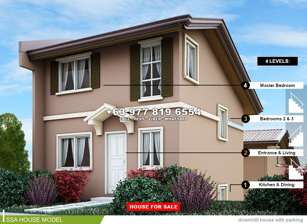 Issa House for Sale in Trece Martires