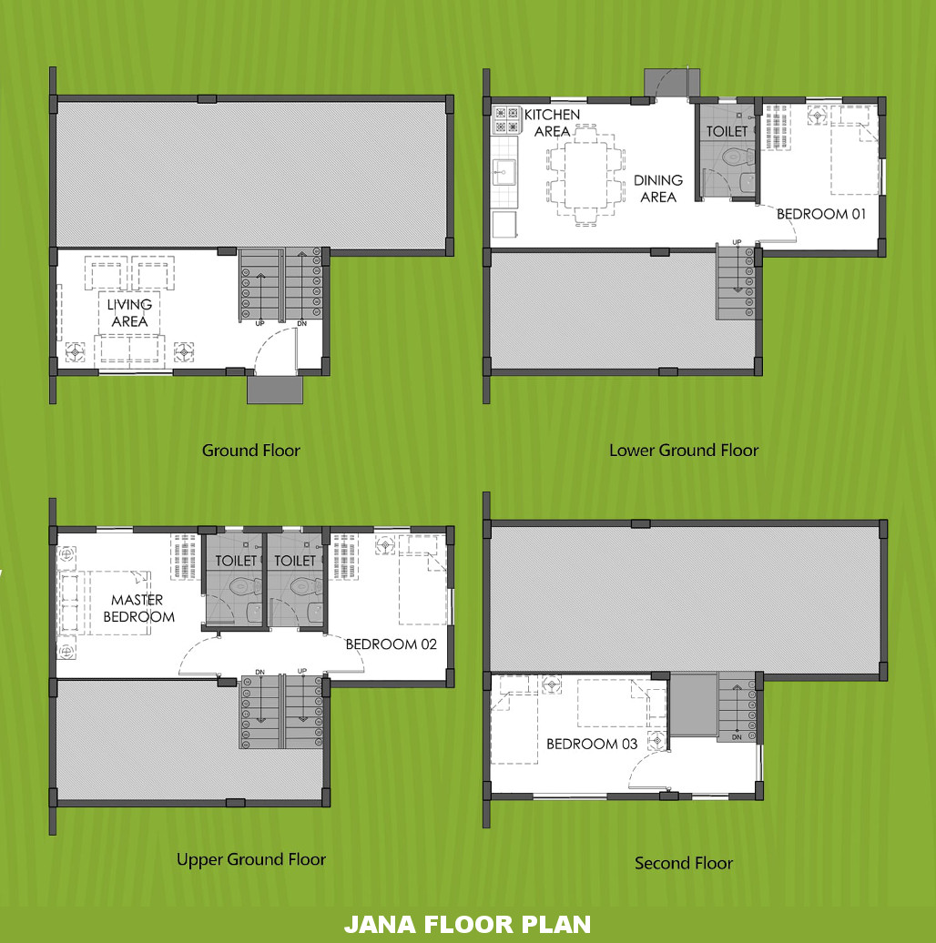 Janna  House for Sale in Trece Martires Cavite