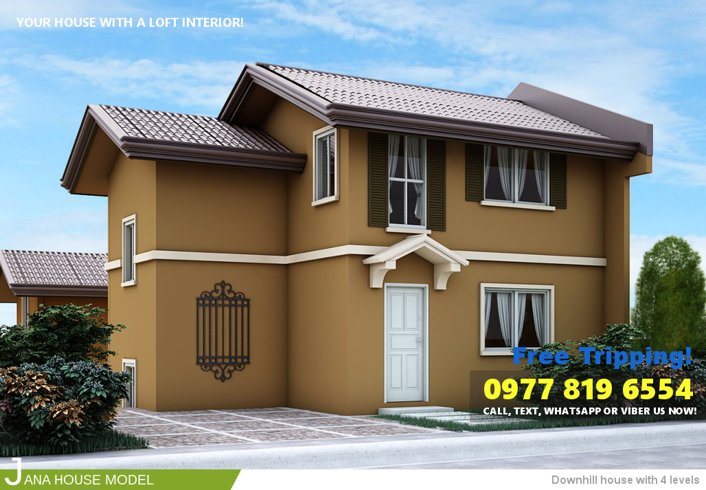 Janna House for Sale in Trece Martires
