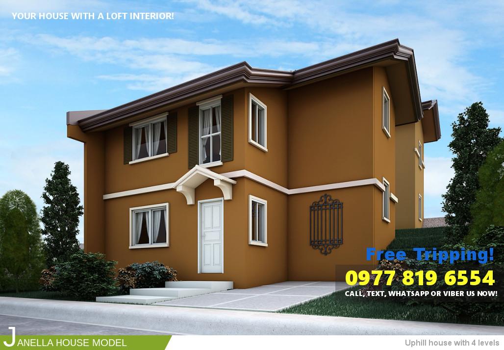 Janela House for Sale in Trece Martires
