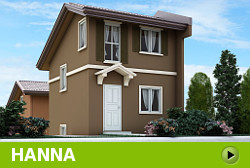 Hanna House and Lot for Sale in Trece Martires Cavite Philippines
