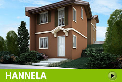 Hannela House and Lot for Sale in Trece Martires Cavite Philippines