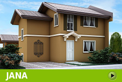 Jana House and Lot for Sale in Trece Martires Cavite Philippines