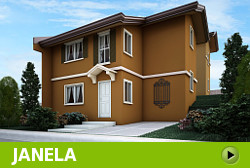 Uphill House for Sale in Trece Martires