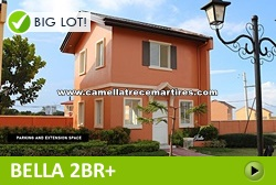Bella House and Lot for Sale in Trece Martires Cavite Philippines