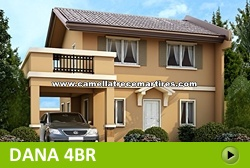 Dana House and Lot for Sale in Trece Martires Cavite Philippines