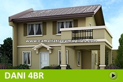 Dani House and Lot for Sale in Trece Martires Cavite Philippines