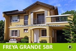 Freya House and Lot for Sale in Trece Martires Cavite Philippines