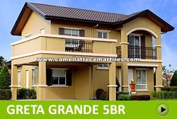 Greta House and Lot for Sale in Trece Martires Cavite Philippines