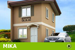 Mika House and Lot for Sale in Trece Martires Cavite Philippines