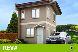 Reva House and Lot for Sale in Trece Martires Cavite Philippines