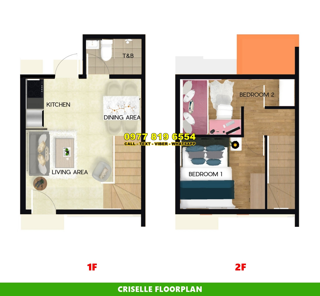 Criselle  House for Sale in Trece Martires Cavite