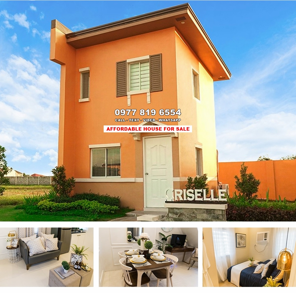Criselle House for Sale in Trece Martires