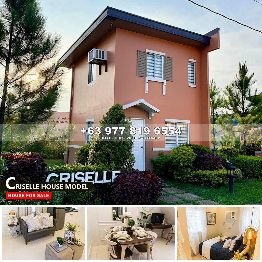 Criselle House for Sale in Trece Martires