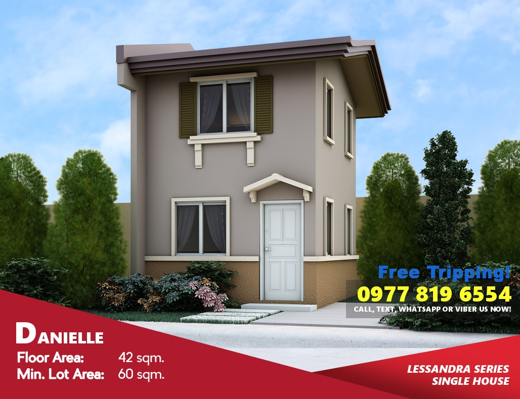 Danielle House for Sale in Trece Martires