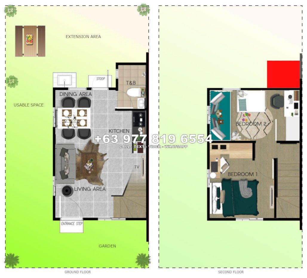 Ezabelle  House for Sale in Trece Martires Cavite