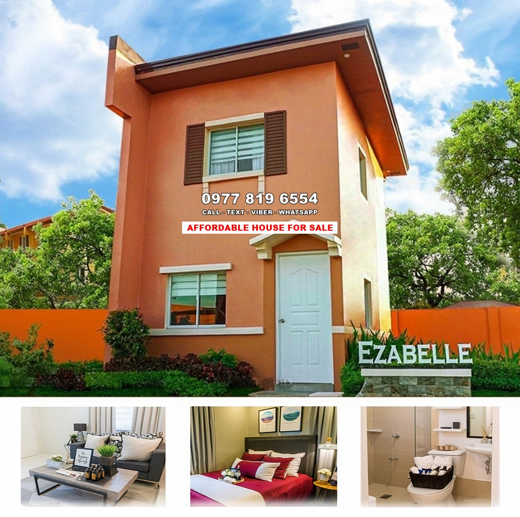 Ezabelle House for Sale in Trece Martires