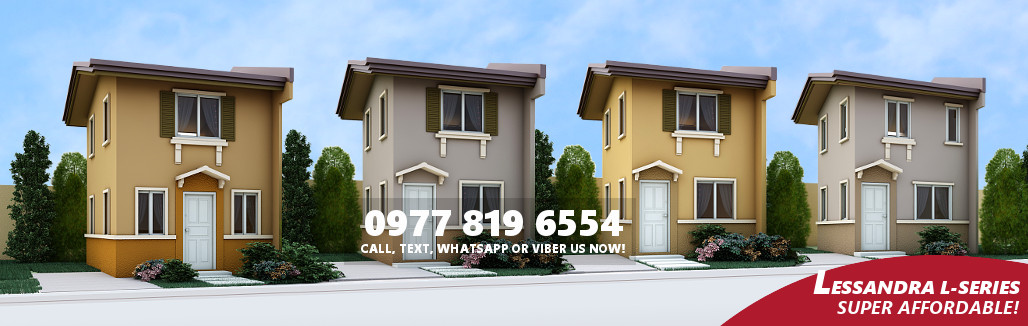 Lesandra L-Series Enclave - House for Sale in Trece Martires