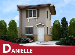 Danielle - Affordable House for Sale in Trece Martires