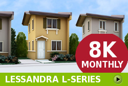 Lessandra Affordable Houses in Camella Trece Martires