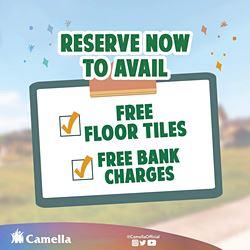 Promo for Camella Trece Martires.